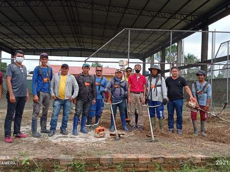Secretaria de Saúde realiza Mutirão de limpeza Contra a Dengue nos bairros de Tarauacá