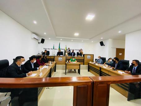 Câmara de Vereadores de Tarauacá realiza a primeira sessão ordinária de 2021