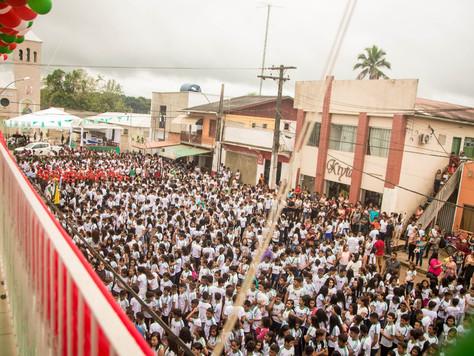 TARAUACÁ COMEMORA 106 ANOS DE HISTÓRIA E DESENVOLVIMENTO