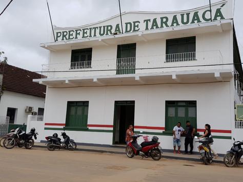 Prefeitura de Tarauacá anuncia o pagamento do mês de julho aos servidores municipais e terceirizados