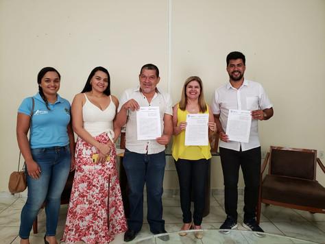 Prefeitura de Tarauacá e Ieptec assinam termo para viabilizar estágio