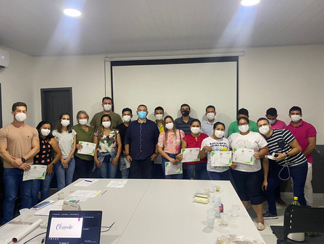Secretaria municipal de Saúde em parceria com a Sesacre promove palestra com tema câncer bucal