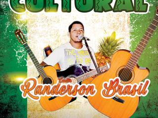 """""""PROJETO SABADÃO CULTURAL"""" APRESENTA NESTE SÁBADO CANTOR RANDERSON BRASIL"""