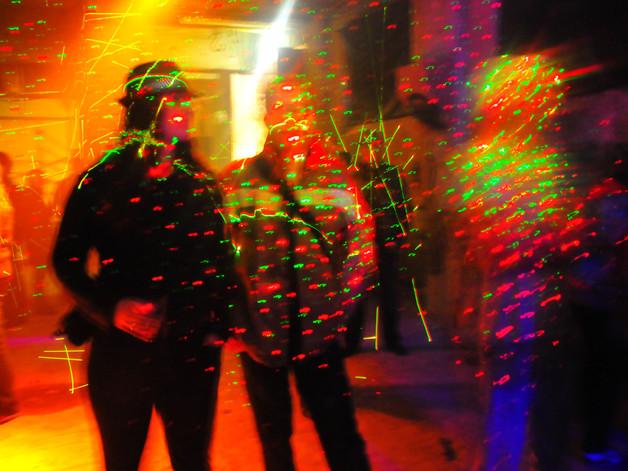 Light distortion