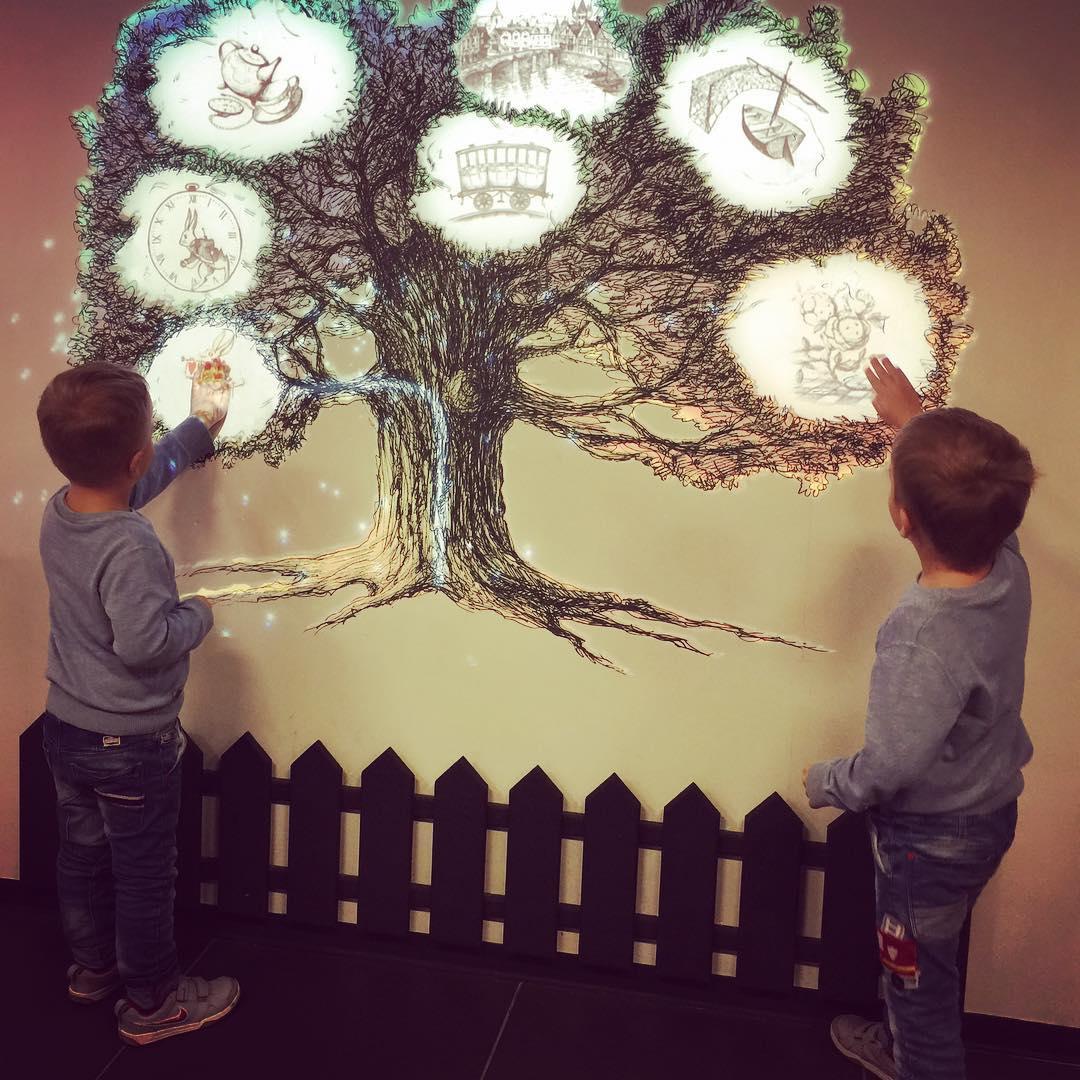 Интерактивное дерево