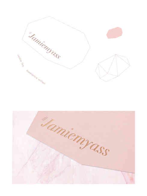 Pink gems