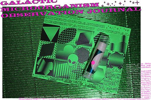 LIP CARE LAVENDER | purple alien oil