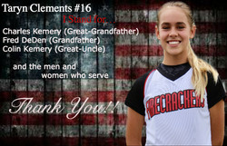 Taryn Veterans Photo