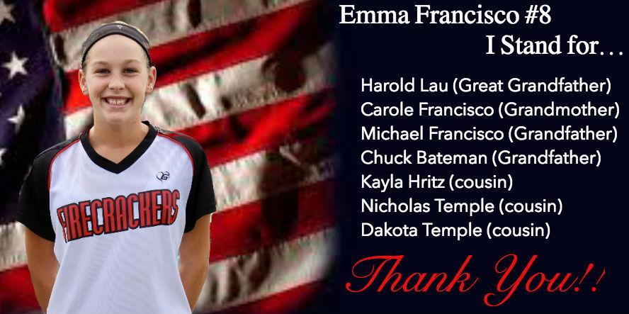Emma Veterans