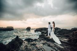 Wedding outdoor photography