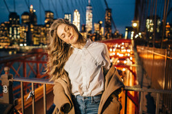 Personal photoshoot in New York