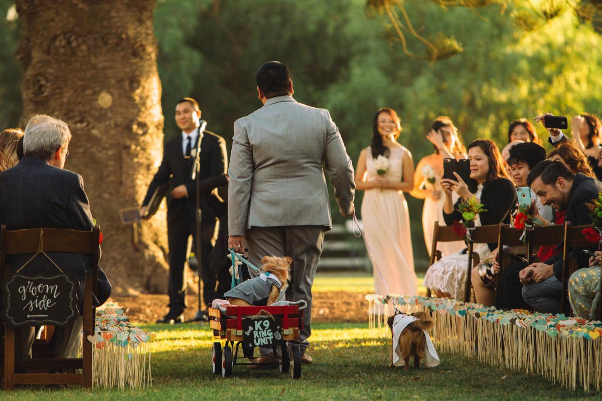 Gay wedding photoshoot