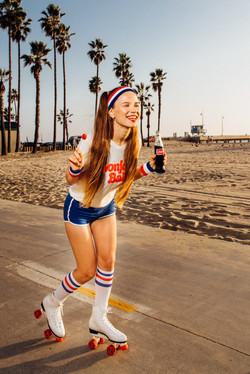 Roller photoshoot ideas in LA