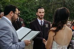 Photosession wedding ceremony