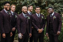 Wedding reportage photoshoot