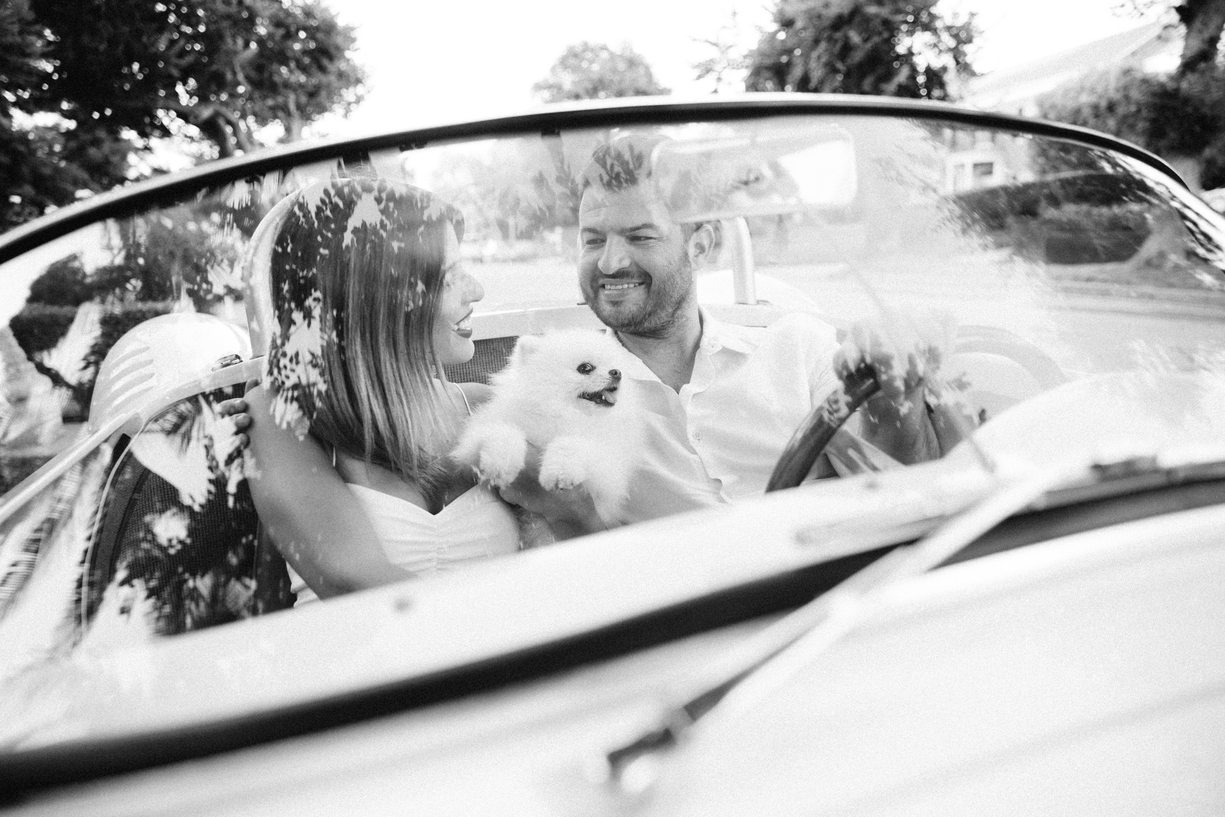 LA Engagement Photography Nick and Tonil