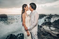 Elope wedding idea for photoshoot