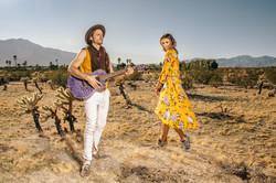 Desert Romance Fashion Photo Shoot