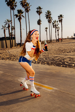 Best Roller skating photoshoot ideas