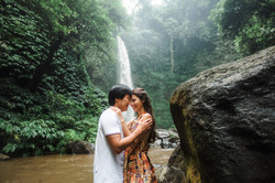 Engagement session in Hawaii