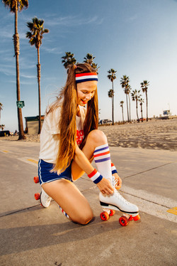 Stylish Photoshoot in Los Angeles