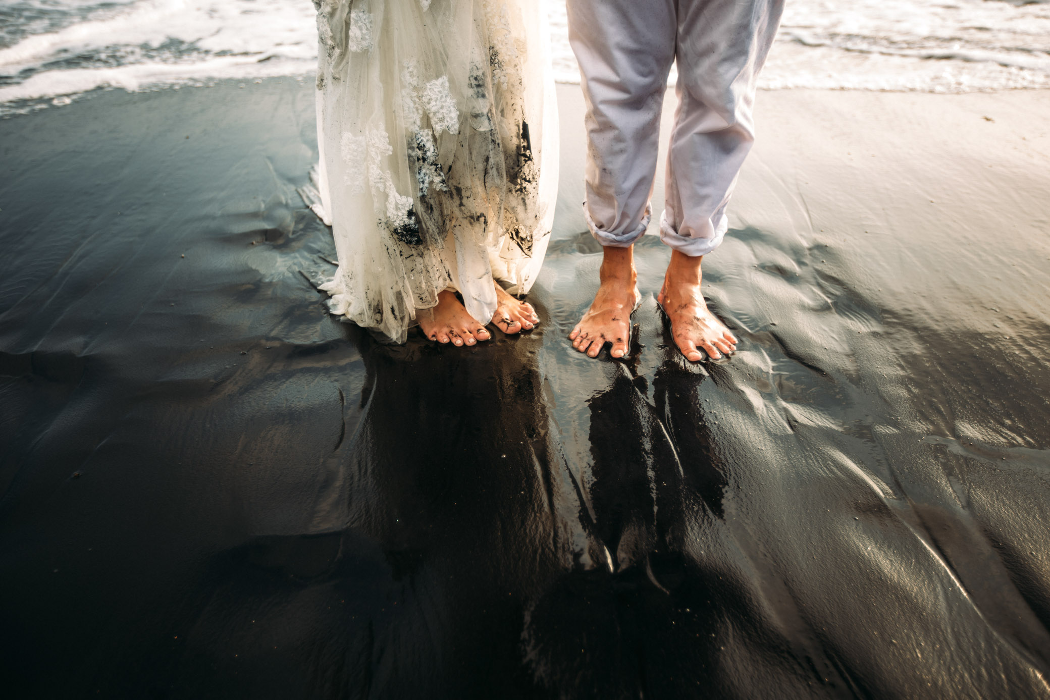 Destination elopement