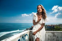 Fashionable portrait photographer