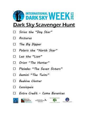 Dark Sky Scavenger Hunt Full Page-page-0
