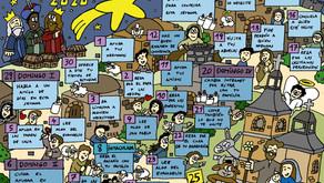 Calendario de adviento de Patxi