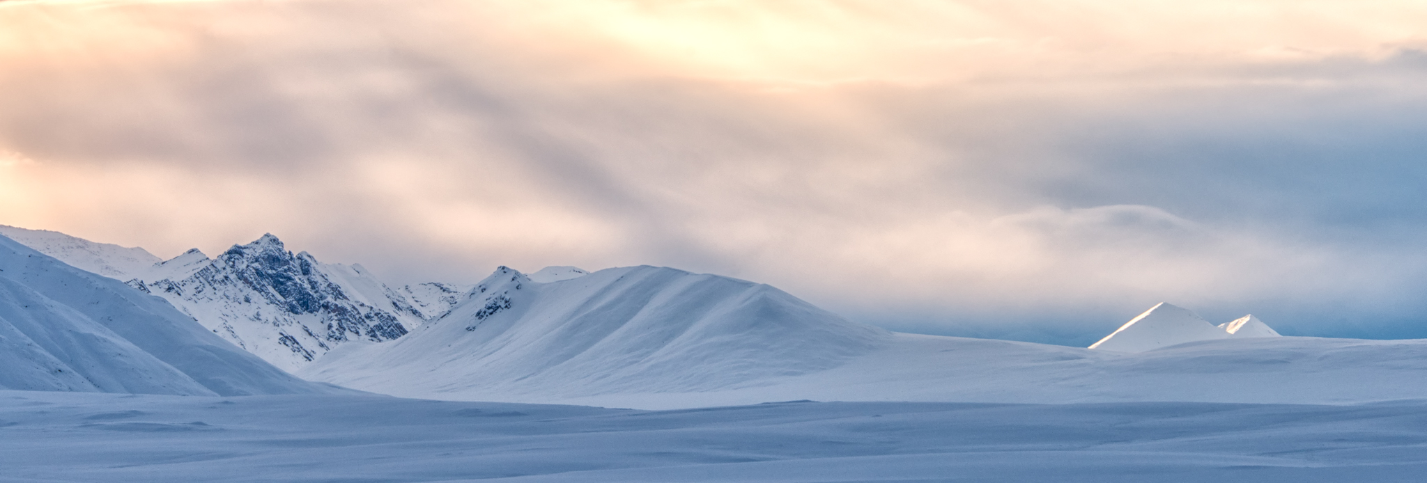 Snow Pyramid - Brooks Range
