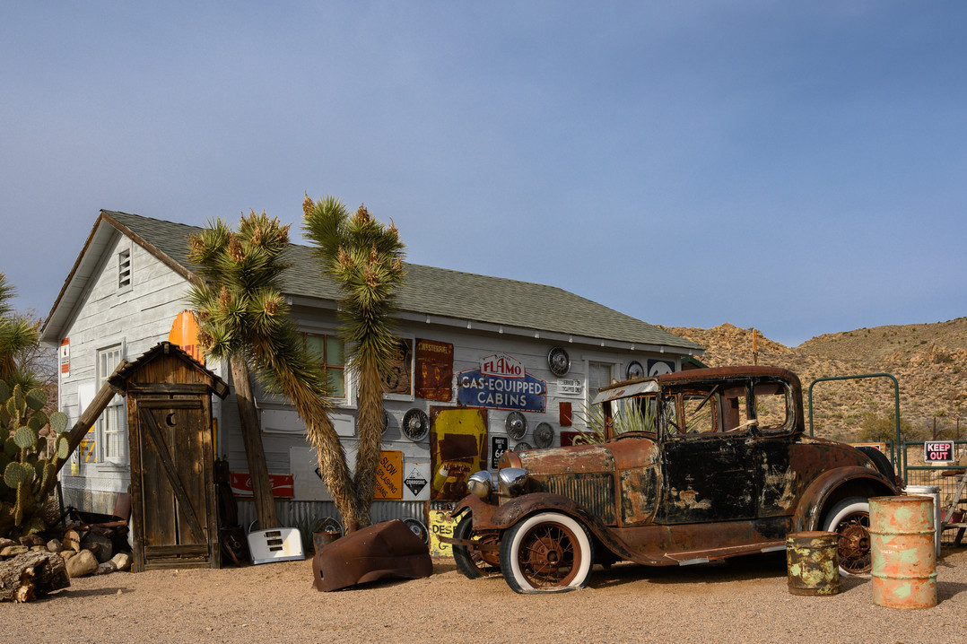 Hackberry General Store Out Building