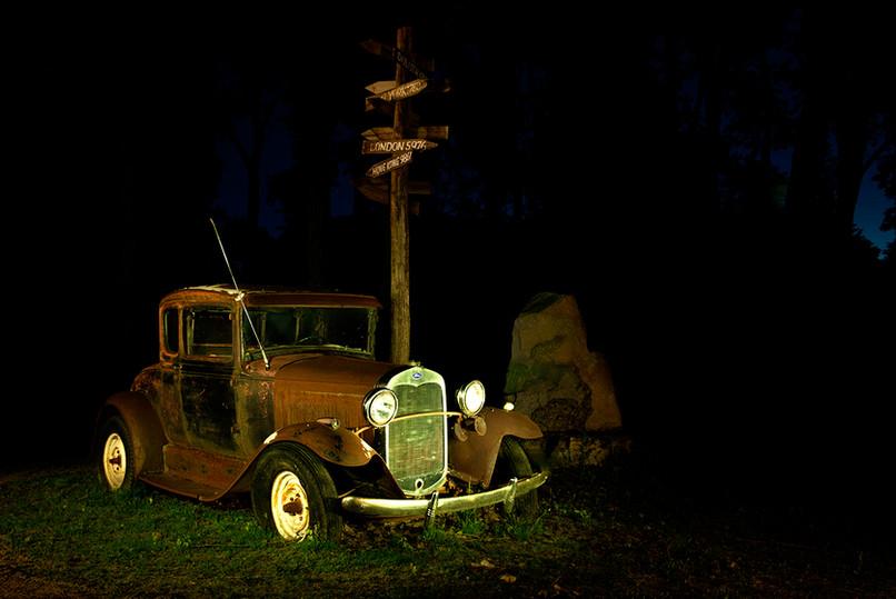 Model A at the Cross Roads