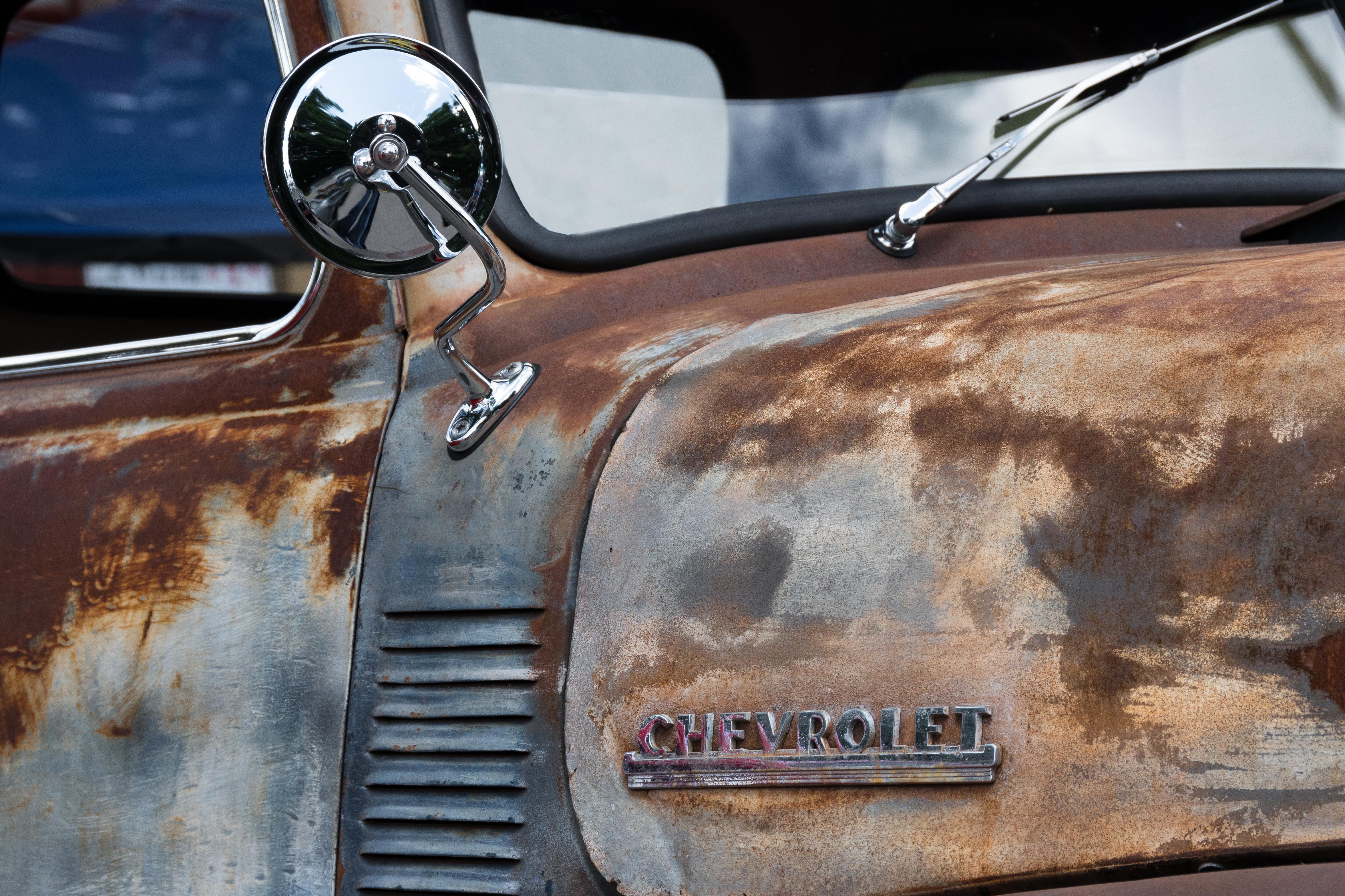 Rusty Details
