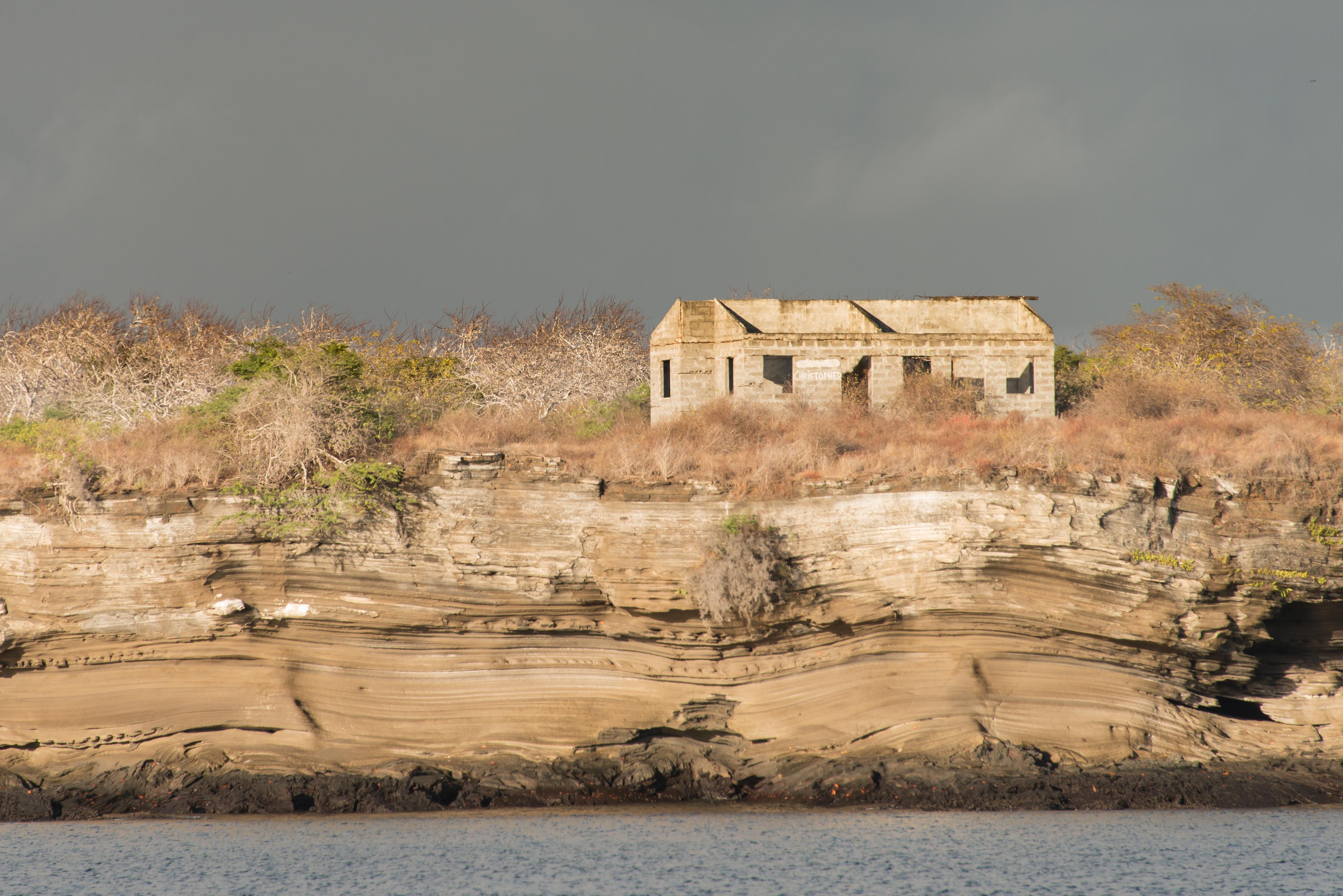 Puerto Egas Salt Mine Ruins