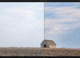Saving time editing using Skylum Luminar