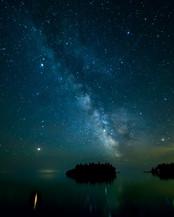 Milky Way at Split Rock State Park