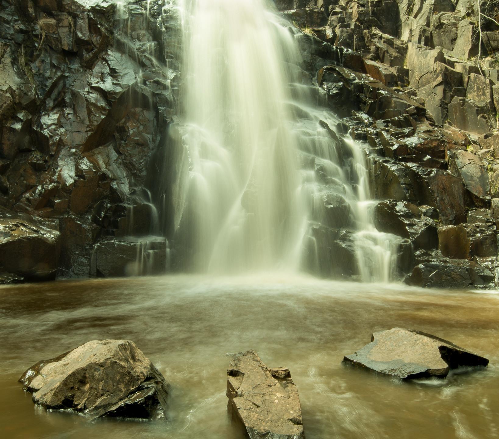 West Branch Falls Split Rock River-2