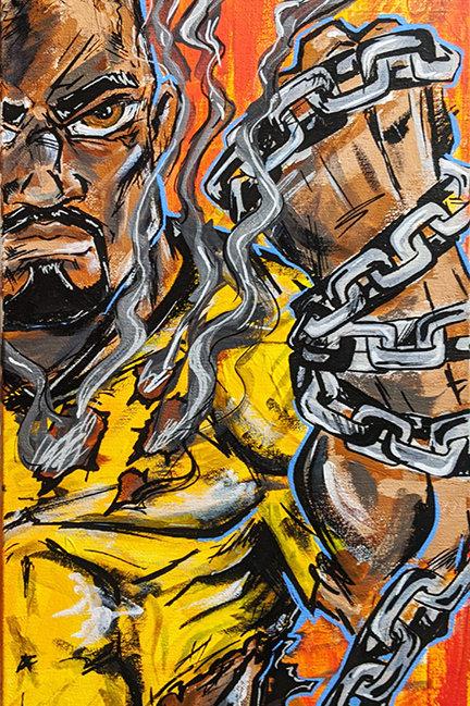 Luke Cage - Chain Breaker