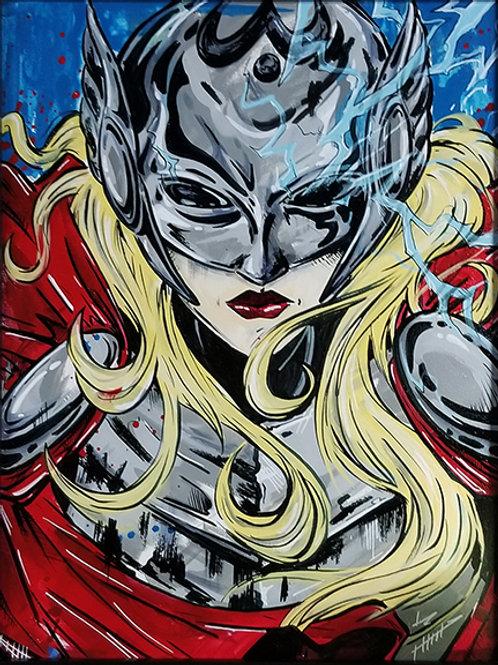 Jane Foster - Thor