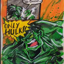 Only Hulk