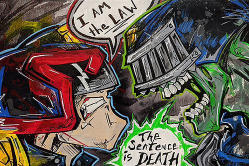 Dredd and Death