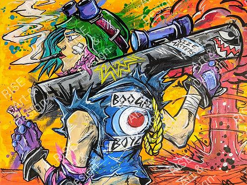 Tank Girl - Boogaz Boyz