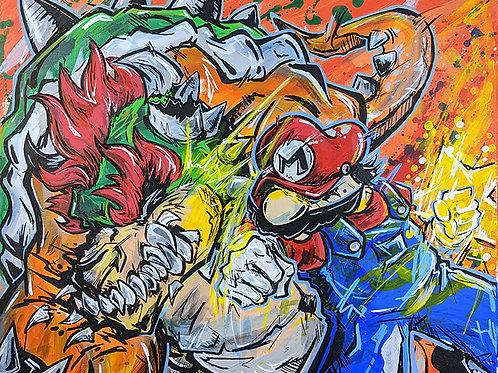 Mario TKO