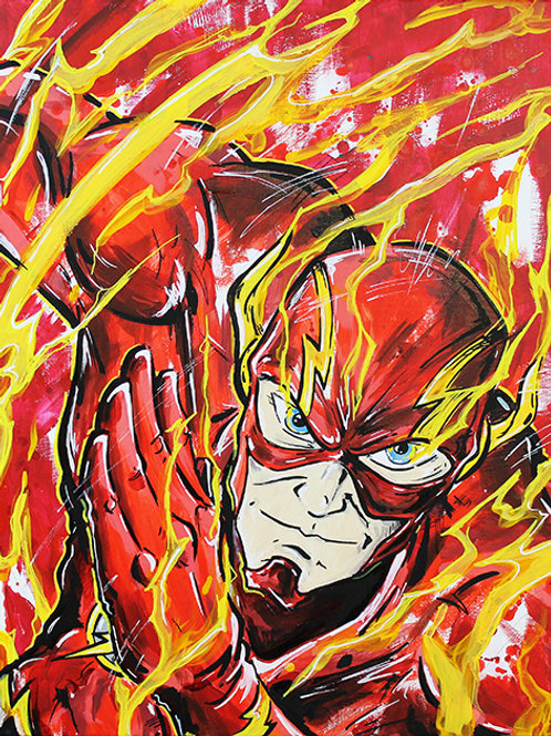 The Flash - Speedster