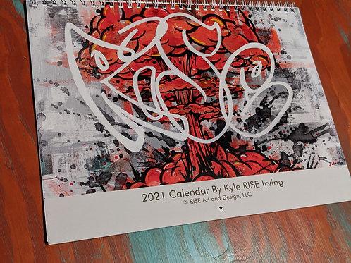 RISE 2021 Calendar