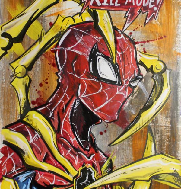 Iron Spider (color)