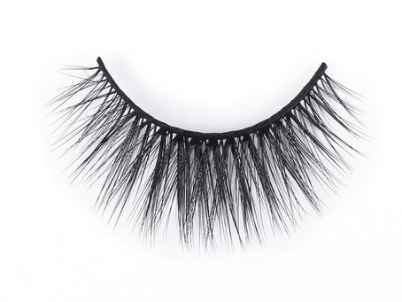 Good Quality Synthetic Strip iLashes