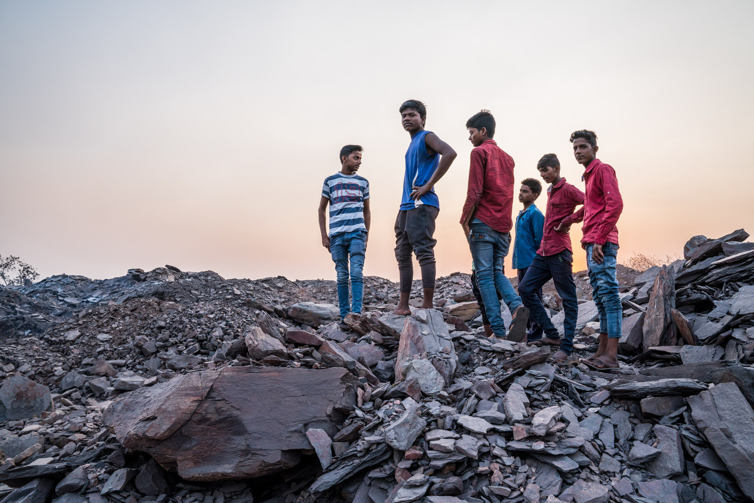 The Youth of Jharia