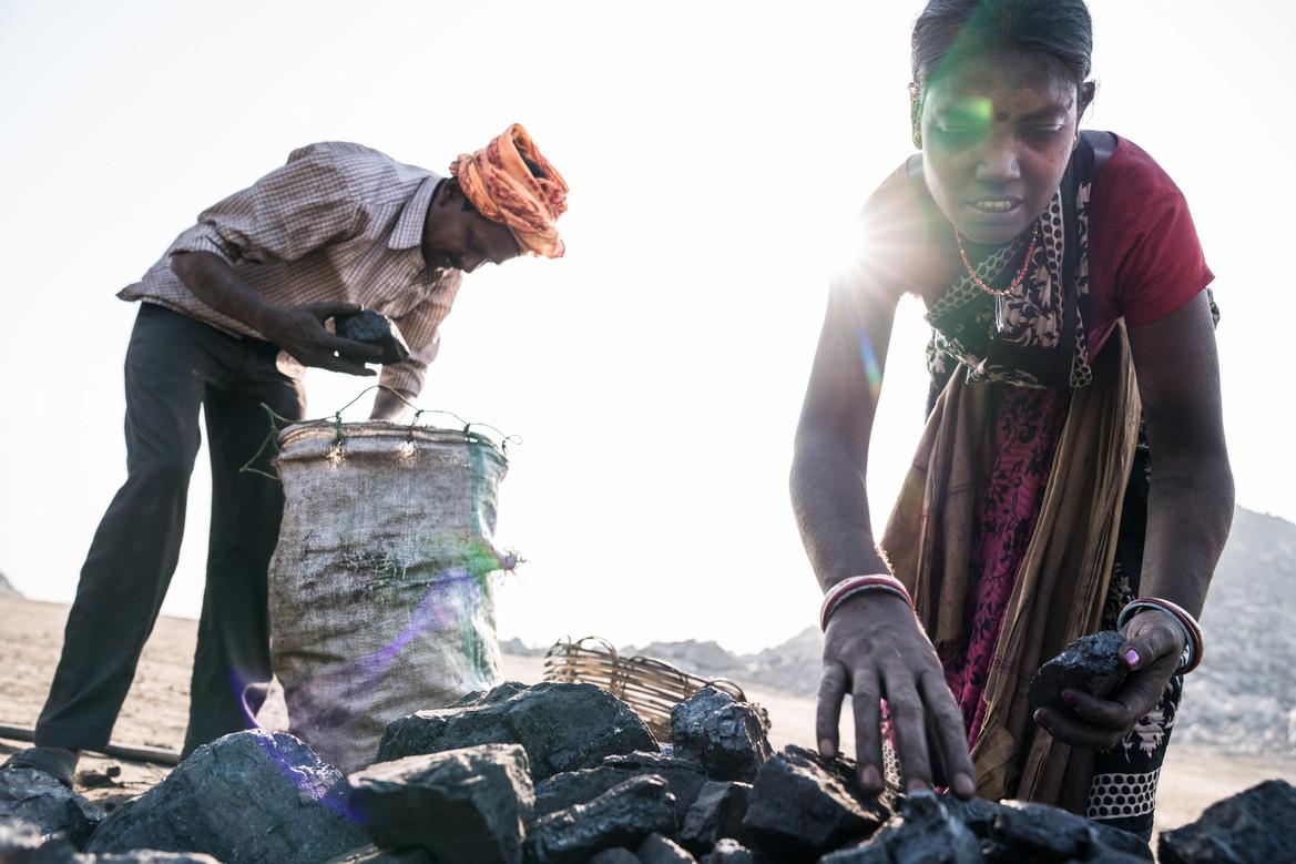 Sorting Coal