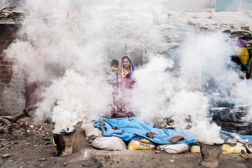 The Burden of Smoke